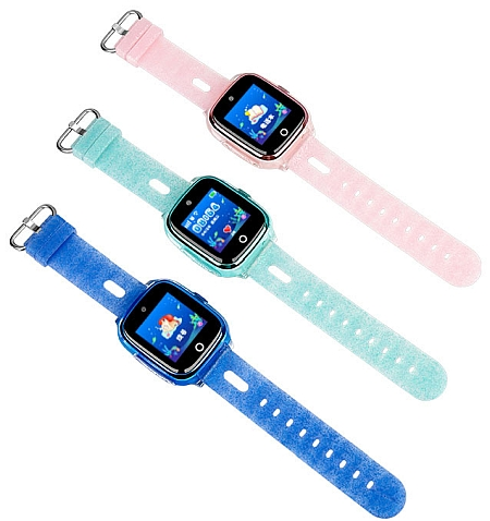 GPS-Smart-Kids-Horloge-DF34-Waterdicht-GPS-Lokaliseren-Voice-Chat-bellen-Camera-