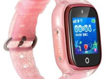 GPS-Smart-watch-Horloge-DF34-Waterdicht