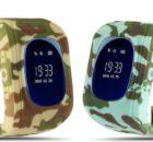 Q50 Camo SOS LED Smartwatch v2 2019 camouflage